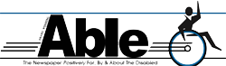Able Newspaper Logo