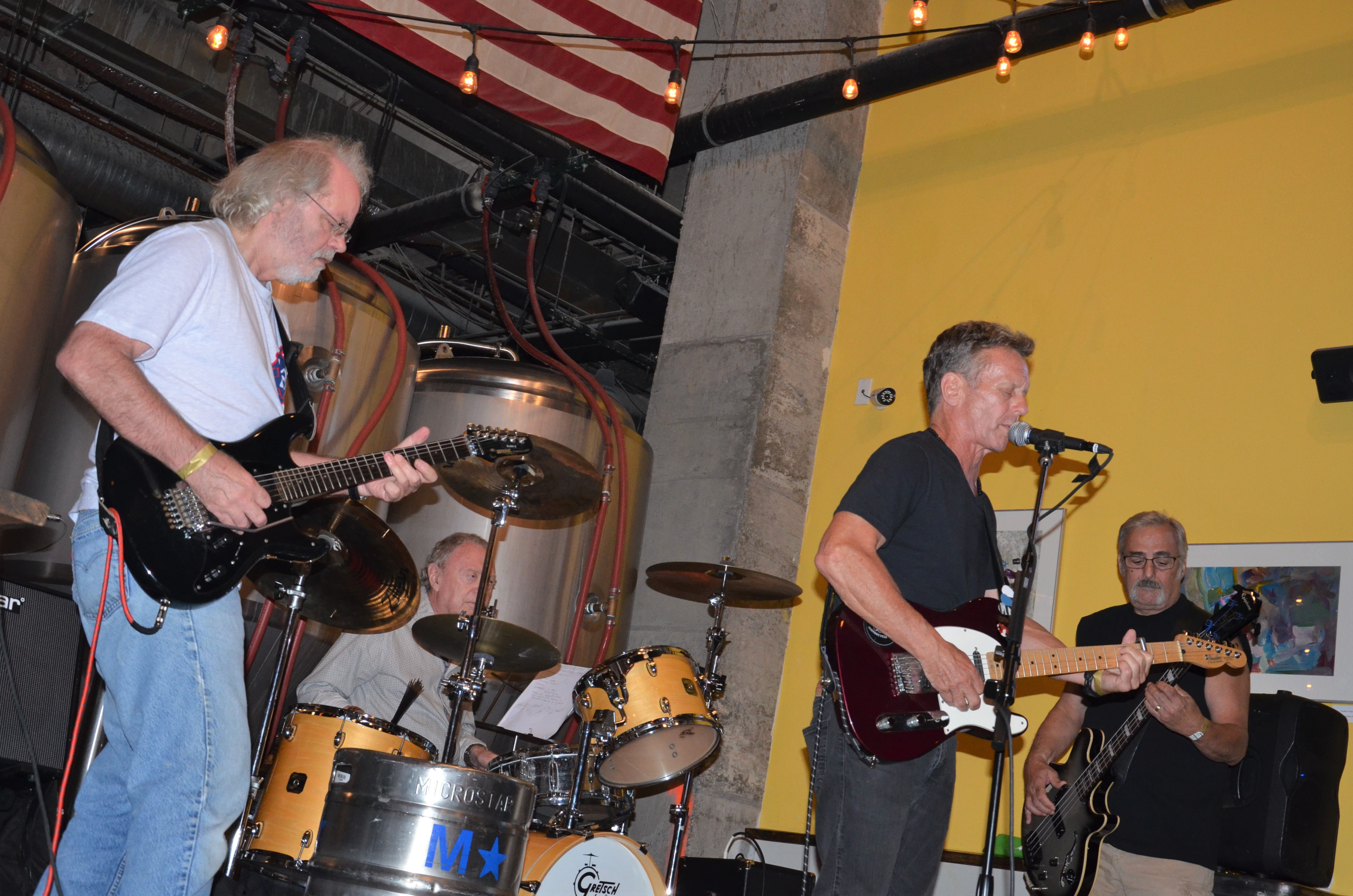 WDOMI Rock For Disability Fundraiser 2017 Event Photo – Eric Hill Band