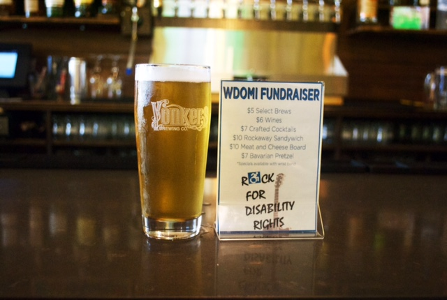 WDOMI Rock For Disability Fundraiser 2017 – Yonkers Brewing Company
